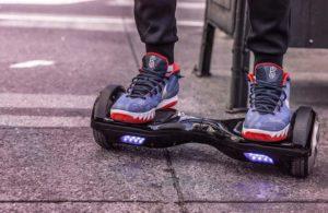 hoverboard et skate electrique